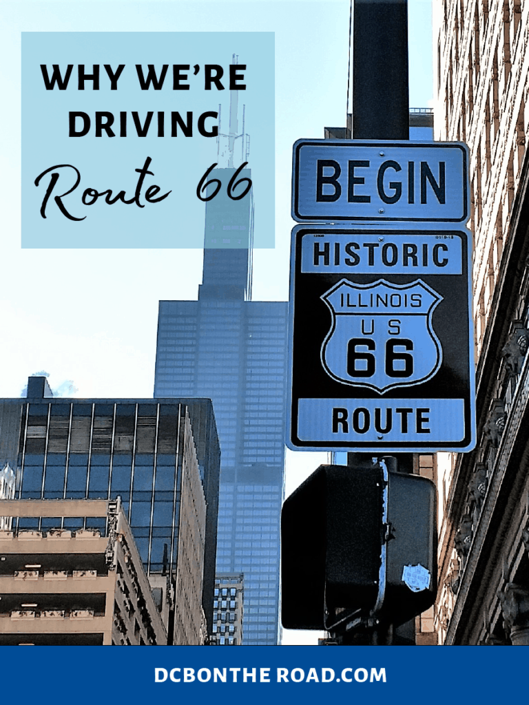 Why We're Driving Route 66