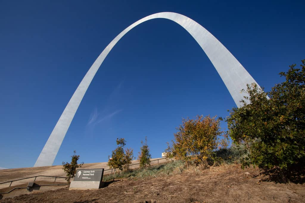 Gateway Arch National Park, St. Louis, MO